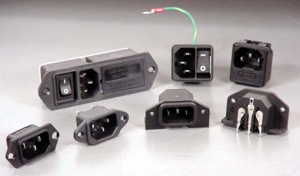 Recessed Ac Receptacle Male Harmony Central